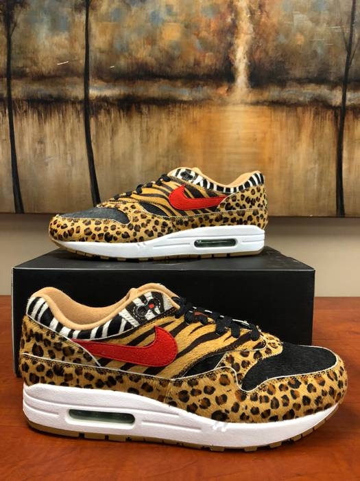 outlet store b5ac8 e2aac Nike Air Max 1 Atmos Animal Pack Size US 11   EU 44
