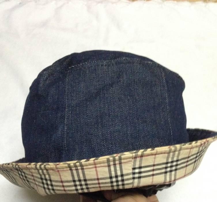 Burberry ( Final Drop) Burberry London Denim Bucket Hat Size one ... 3a9a2becece