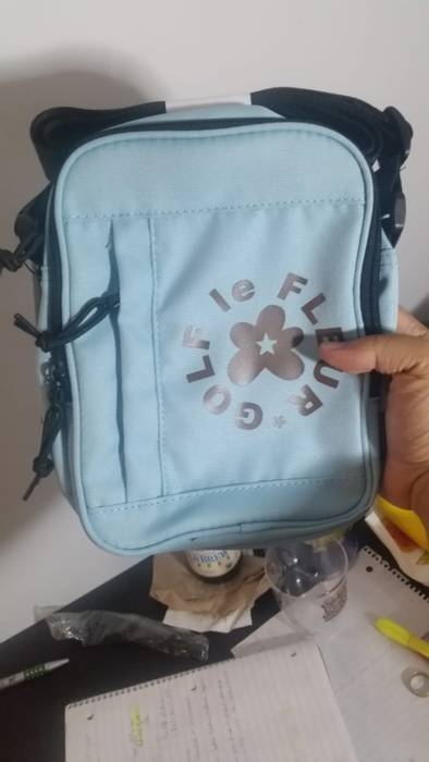 46b7996cc9 Converse Limited Edition CFG Exclusive Golf Le Fleur Cross Body Bag Size  ONE SIZE