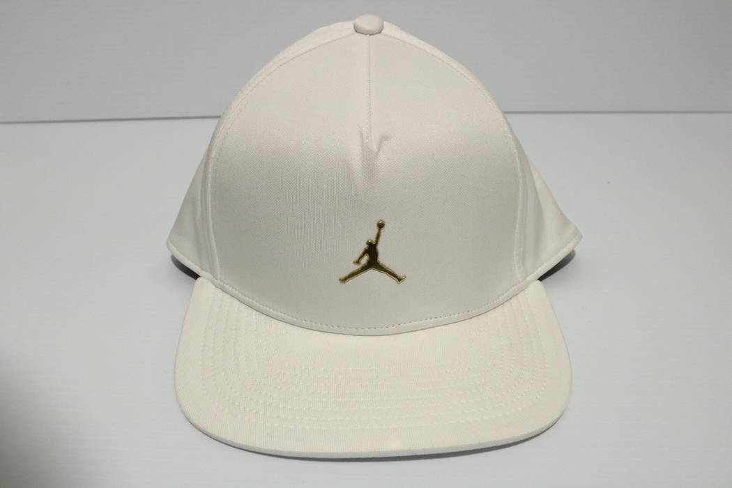 Slide 1 of 4. Jordan Brand BRAND NEW Air Jordan X OVO October s Very Own  Drake White SnapBack Hat White f7e321a7a51f