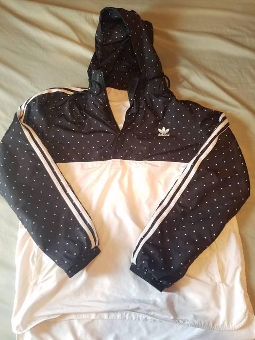 Adidas Pharrell Williams Hu Woven Hoodie Size l - Sweatshirts ... 99cb4bf62