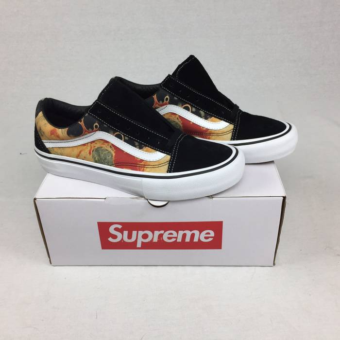Supreme Supreme x Vans Blood and Semen Old Skools Size 9 - Low-Top ... e8b6b45ef