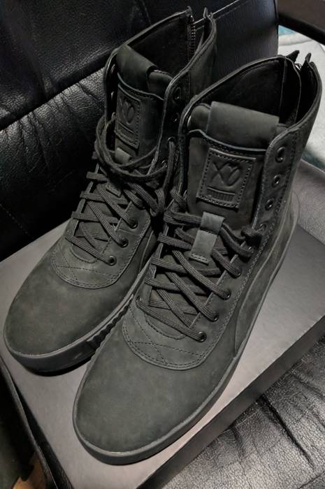 33ec40f2002 Puma Puma XO parallel the weeknd boots Size 9 - Boots for Sale - Grailed