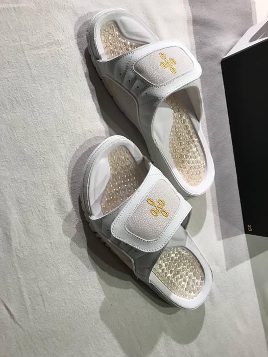 5498e479de1abc Jordan Brand OVO x Jordan Hydro Slides Size 10 - Slip Ons for Sale ...