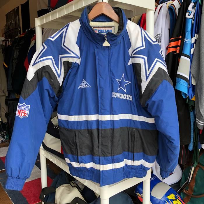 Apex Vintage Apex Dallas Cowboys Jacket Size s - Heavy Coats for ... dcc8df50f