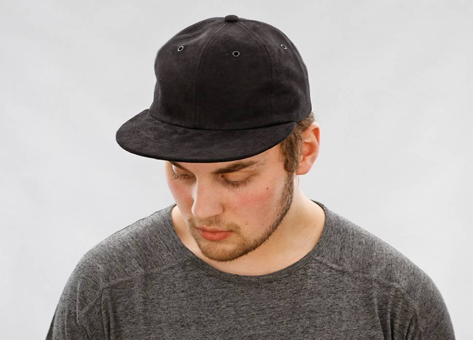 Norse Projects Norse Projects Faux-Suede 6-Panel Cap Size one size ... c5a9cebe1b3