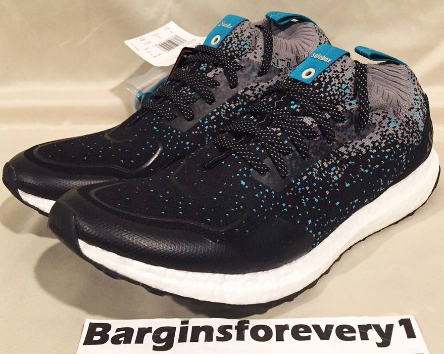 Adidas Men s Adidas Consortium Ultra Boost Mid SE Packer x Solebox - Size  9.5 - CM7882 12f5a19df