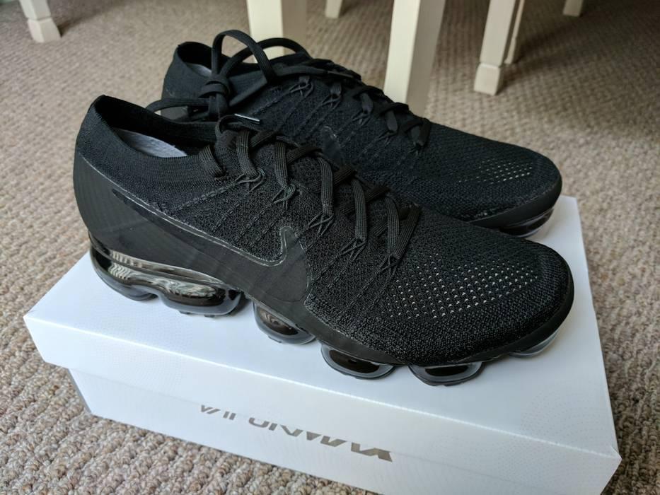 567566045f3 Nike Nike Air VaporMax Triple Black 3.0 Size 11 - Low-Top Sneakers ...
