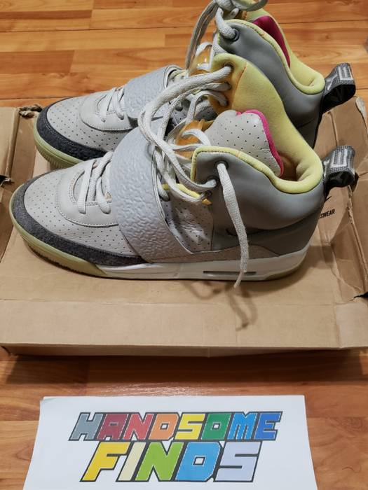 741082206f7d52 Kanye West ⚡Final Price ⚡Autographed Nike Air Yeezy 1 Zen Signed By Kanye  West