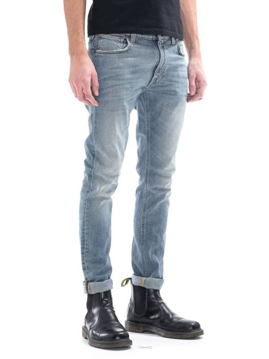 Nudie Jeans Lean Dean Silver Lake 31 30 Size 31 - Denim for Sale ... 85ab361f2370