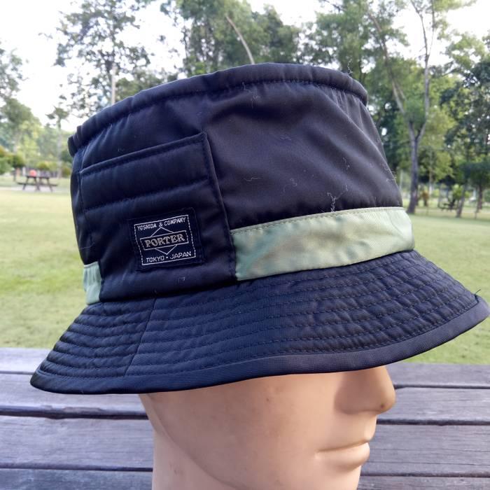 a60a5d0e320 Beams Plus Porter X Beams Bucket Hat Cap Pocket Yoshida Company Made in  Japan Bag Luggage