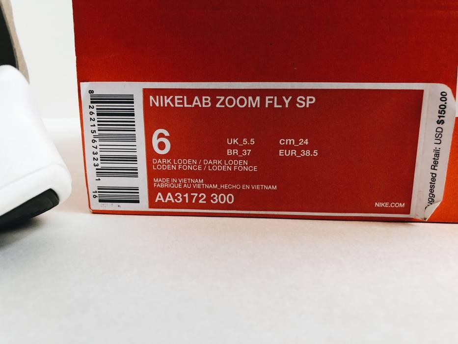 f3b3264395e2 Nike NIKE ZOOM FLY SP SHANGHAI  SZ 6   WMN 7.5  DARK LODEN STUCCO ...