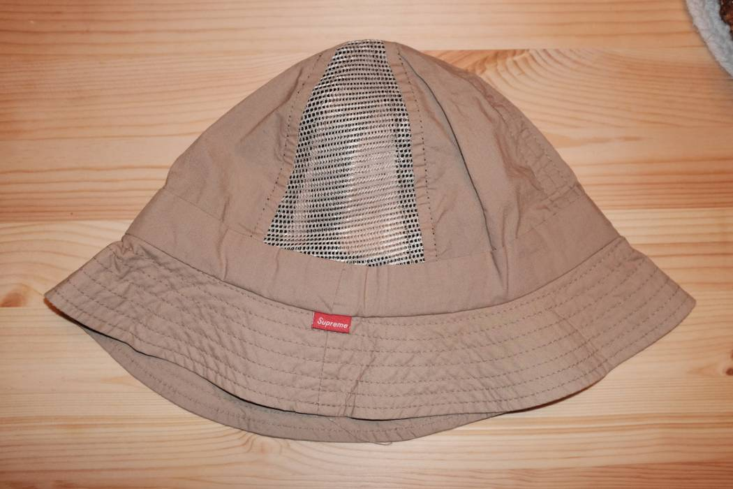 812b651d48a Supreme Supreme Side-Mesh Bell Hat SS12 Size one size - Hats for ...