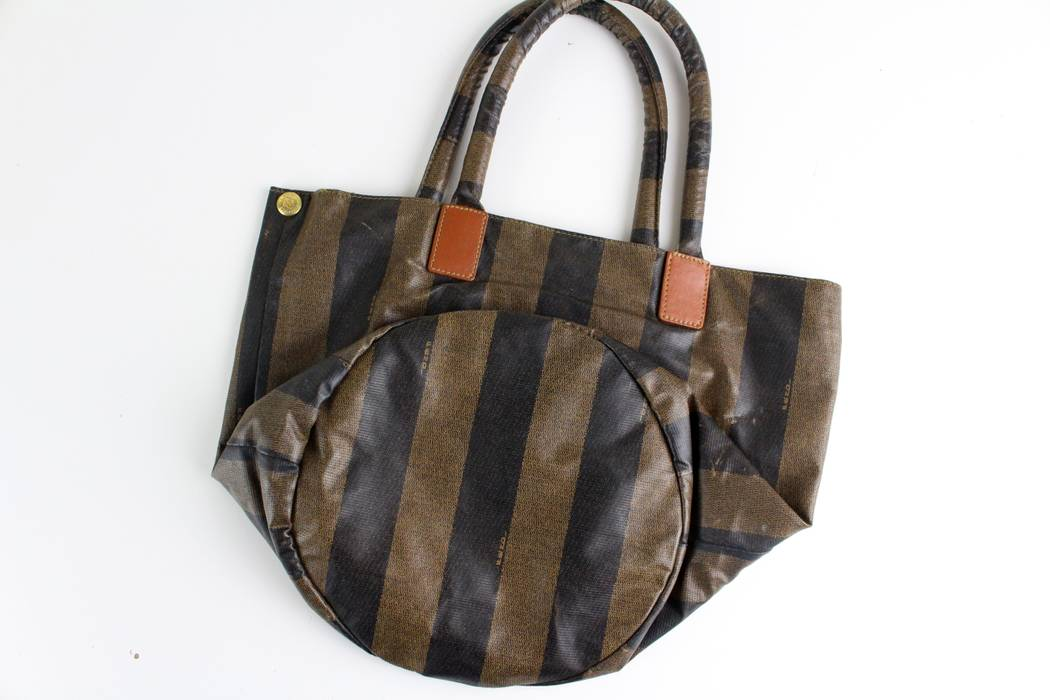 64d9c74276d Fendi Striped Tote Bag Size one size - Bags & Luggage for Sale - Grailed