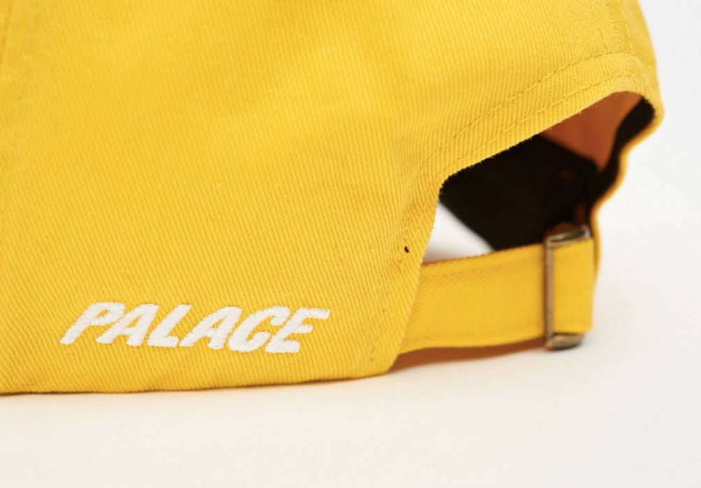 6d97e4d1f79 Palace Palace Yellow 6-Panel P Logo Hat Size one size - Hats for ...