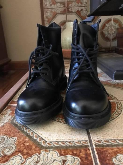 Dr. Martens 1460 Mono Black Size 9 - Boots for Sale - Grailed 21da88735082