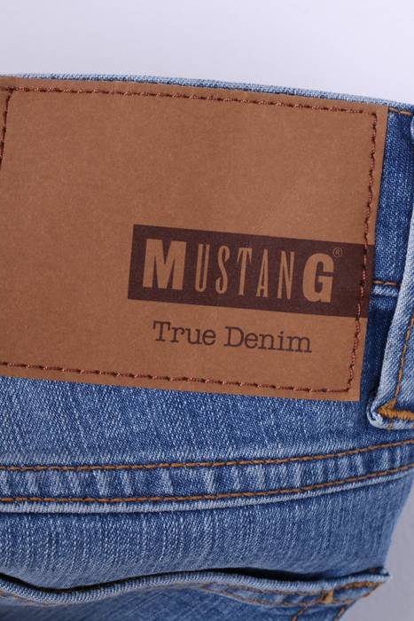 Mustang New Mustang Mens W31 L30 Trousers Oklahoma Denim Jeans Blue Cotton  10474 Size US 31 3fdf3b089f