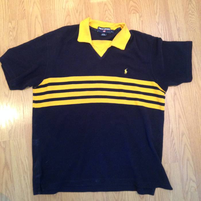 Polo Ralph Lauren vintage Polo Sport by Ralph Lauren polo shirt Size ... 912ca6c1a79