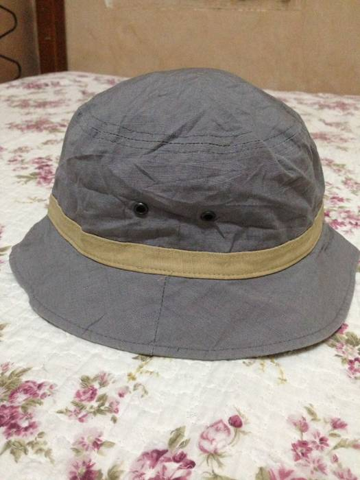 daae5c29d65 Vintage Vintage New York Hat N Cap Plain Bucket Hat Made In Usa Size ONE  SIZE