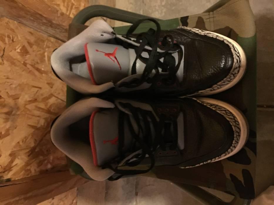 6407d753c849 Jordan Brand Black Cement 3 Size 11 - for Sale - Grailed