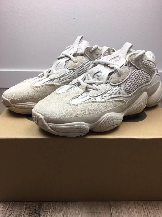 c3dce7634c6d Adidas Kanye West Yeezy Desert Rat 500 Blush Size 8 - Low-Top ...