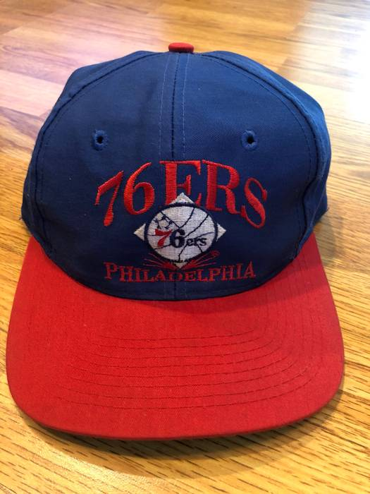 finest selection 1311b 45507 ... top quality nba. philadelphia 76ers hat cf4c3 4e618