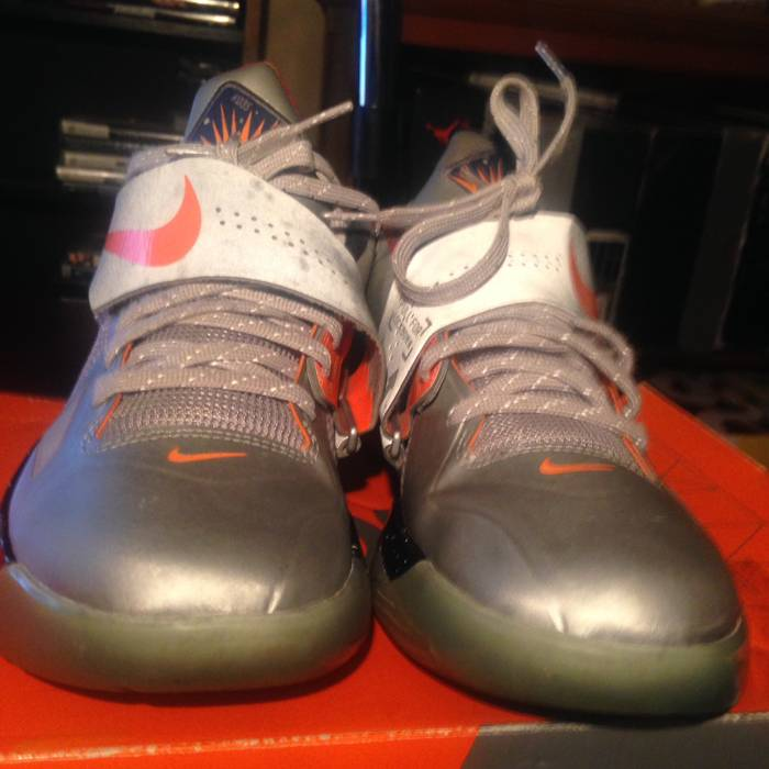 5c6908ae8b5a Nike Kd 4 Galaxy Size 10 - Low-Top Sneakers for Sale - Grailed