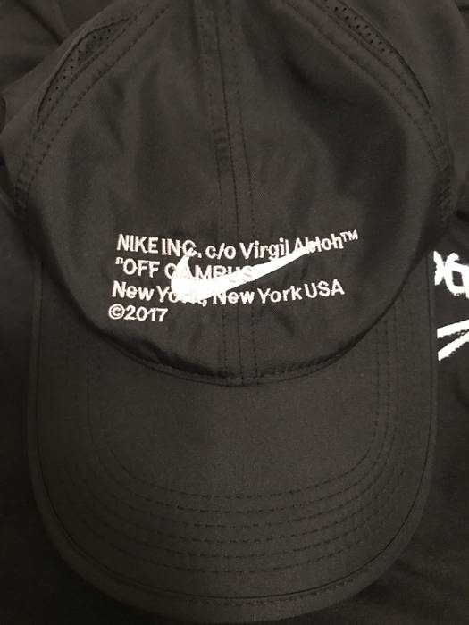 Nike Nike x Off White Hat Size one size - Hats for Sale - Grailed 6e311470865