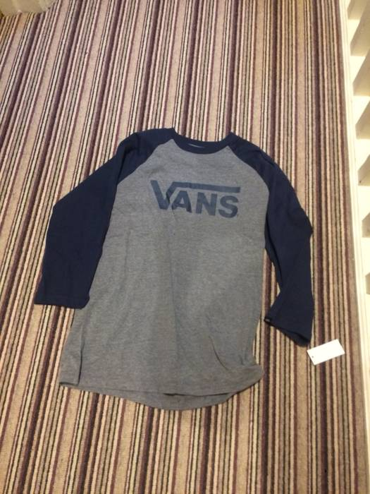 ca1771a77865eb Vans Classic Raglan Boys Size xxs - Long Sleeve T-Shirts for Sale ...