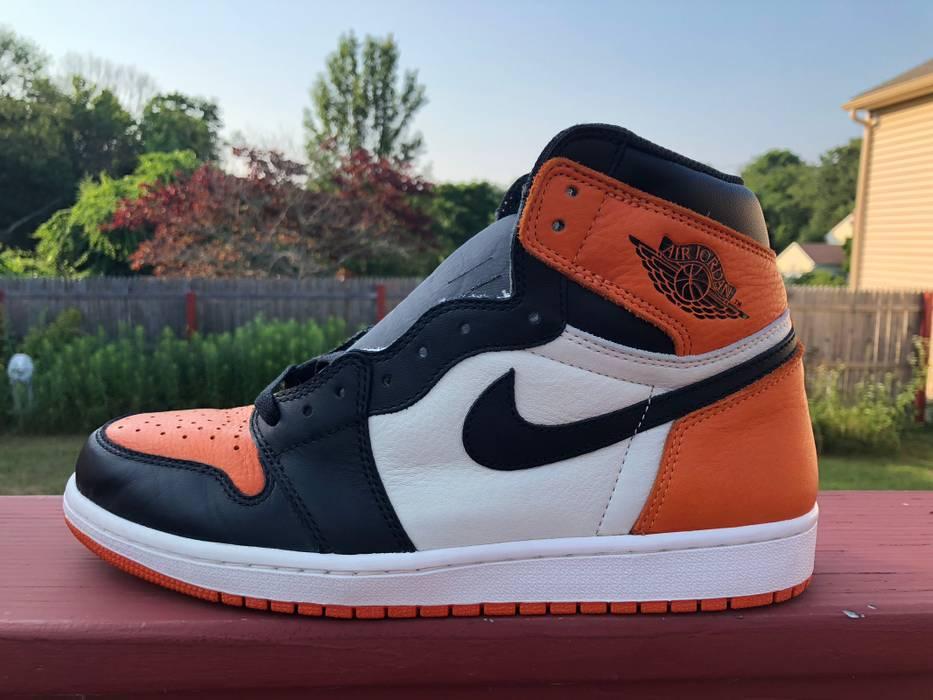 5fd83046291555 Nike VNDS Air Jordan 1 Shattered Backboard 🔥 Size US 10.5   EU 43-44