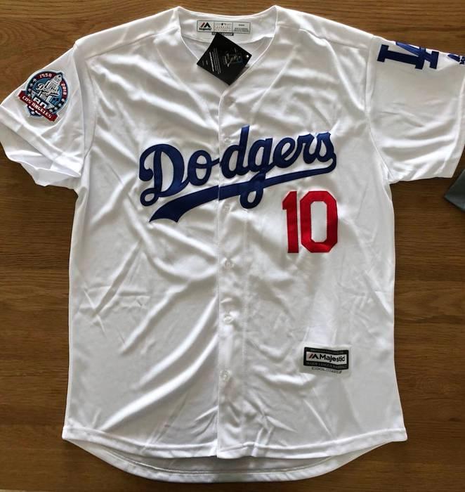 6129bd473 Majestic Los Angeles Dodgers Jersey Size m - Jerseys for Sale - Grailed