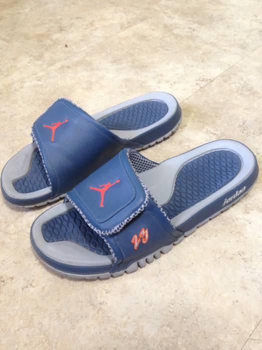 7b7ce29c21a5d Jordan Brand OG Jordan slides Size 12 - Sandals for Sale - Grailed