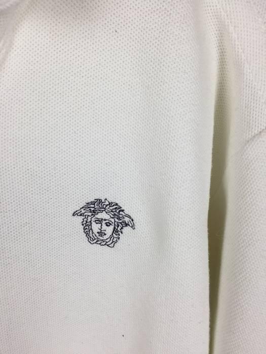 44c9c8d048 Versace RARE VINTAGE VJC BIG LOGO POLO Size l - Polos for Sale - Grailed