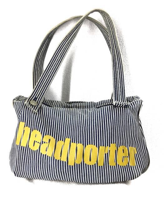 0b25cd2092 Porter Head Porter Plus Mini Tote Bag Hickory Denim Size one size ...