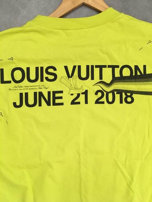 dbfdba9d21d1 Louis Vuitton. Louis Vuitton SS19 x Virgil Abloh VERY LIMITED Edition  Invitation Tee