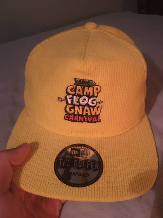 6346dcd62d5 Golf Wang Flog Gnaw Hat Size one size - Hats for Sale - Grailed