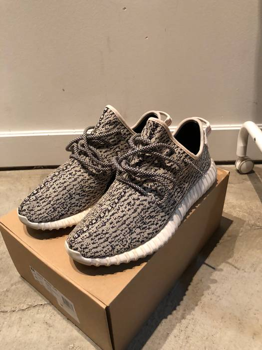 ecfcd454d3a8b Adidas Kanye West Yeezy Boost 350 OG Turtledove AQ4832 Size 12 - Low ...