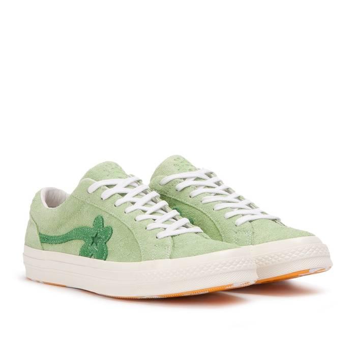 Converse Converse One Star X Golf Le Fleur Jade Lime Green Size 9