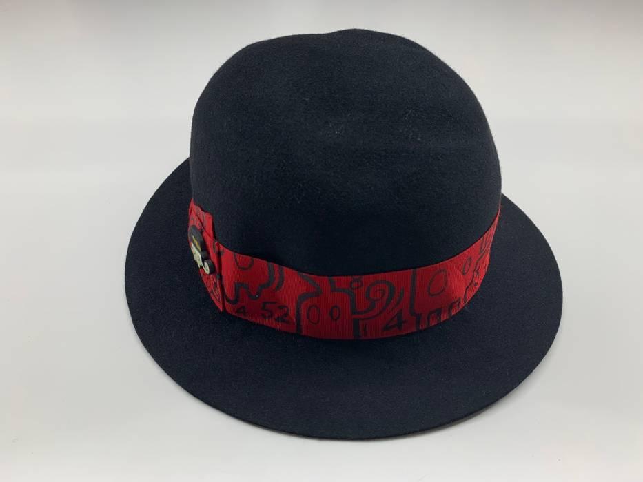 Borsalino Borsalino Hat Italian Fedora Fur Felt Size one size - Hats ... 10ce6ec2ffe