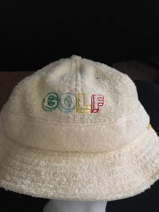 Golf Wang Terry Cloth Bell Bucket Hat Size one size - Hats for Sale ... 8ee4bbbab3fc