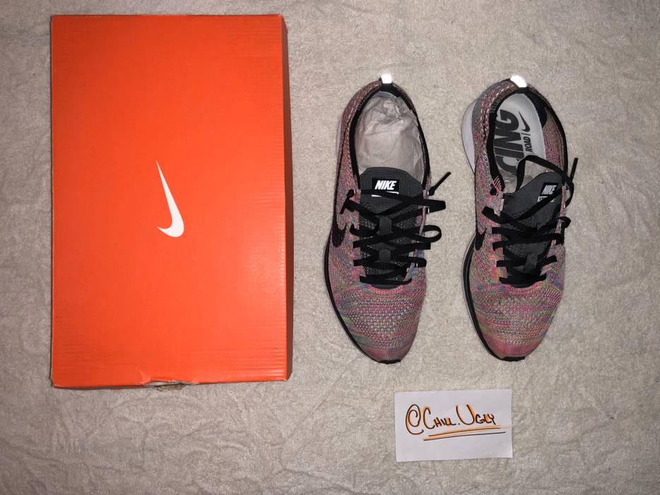 96dd66f8c4cb Nike Nike Flyknit Racer - Multicolor 2.0 Size 10.5 - Low-Top ...