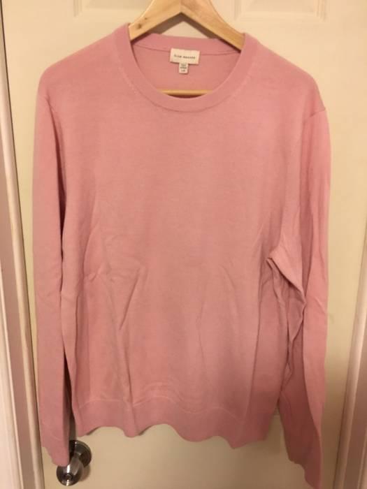 c32a5fa1618a Club Monaco Club Monaco Baby Pink 100% Merino Wool Size l - Sweaters ...