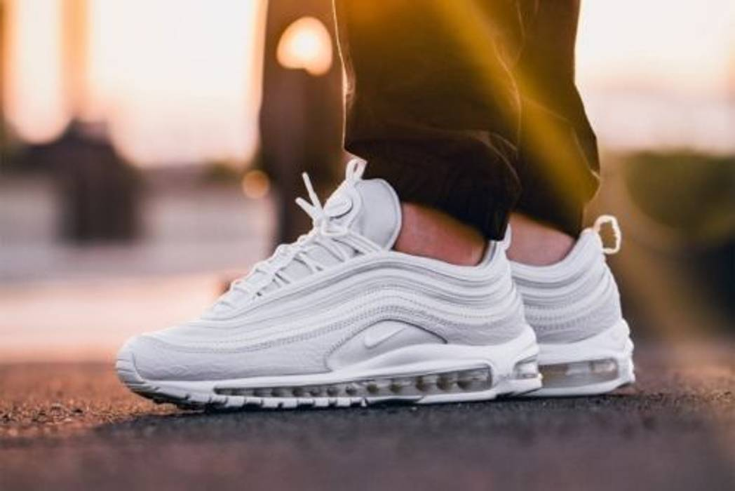 a27213b71a0e11 Nike Nike Air Max 97 Summit White   Summer Scales Size 12 - Low-Top ...