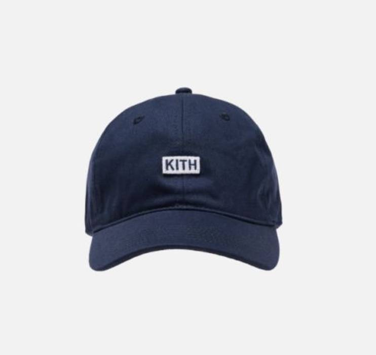 Kith Nyc Kith Classic Logo Cap Size one size - Hats for Sale - Grailed 82496e7c8b0c