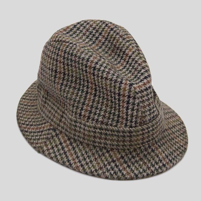 Vintage Derby Tweed Hat (Vintage 735d42a1c0f