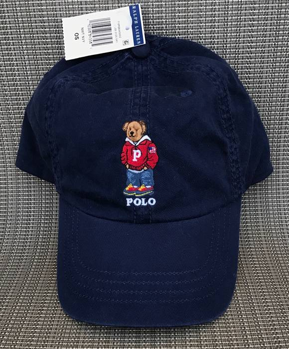 a428434d318 Polo Ralph Lauren Polo Ralph Lauren Polo Bear CAP NEW WITH TAGS Size ...