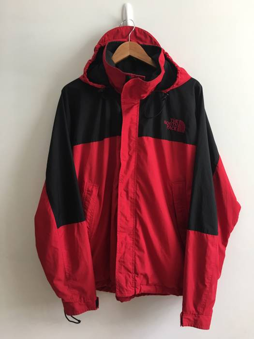 The North Face Vintage North Face Jacket Lightweight Shell Hooded