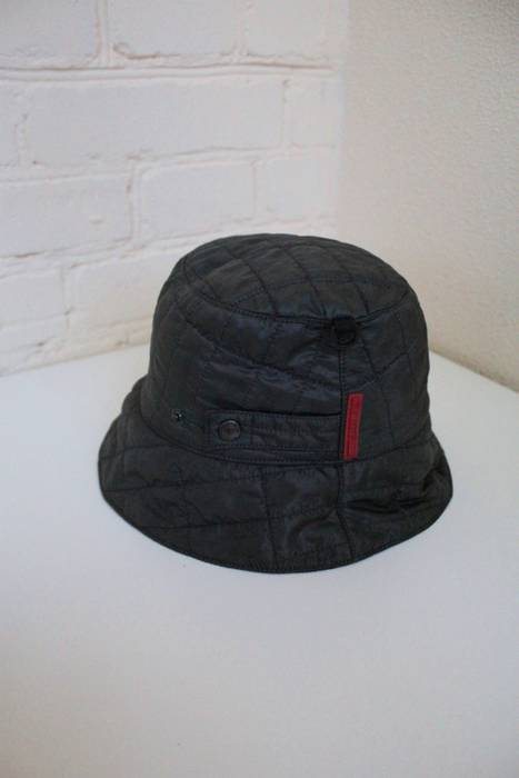 Prada Prada Quilted Packable Bucket Hat Size M Size one size - Hats ... 164dbfc3cc30