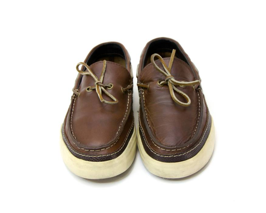 db51668ac5 Vans 🔥FINAL DROP🔥 Vans Vault X Horween Leather Boat Shoe Piragua LX Size  US