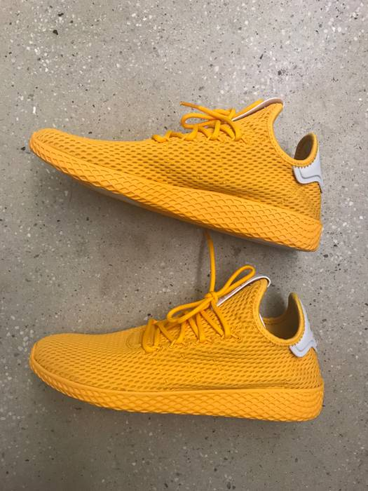 b739229107978 Adidas PW Tennis HU Yellow Size 9.5 - Low-Top Sneakers for Sale ...